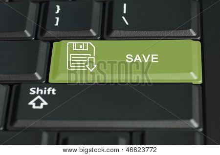 Save Button On Enter Key