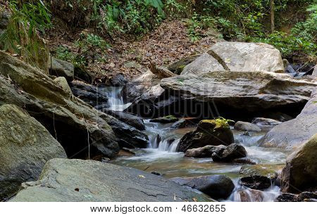 Natural Waterfall