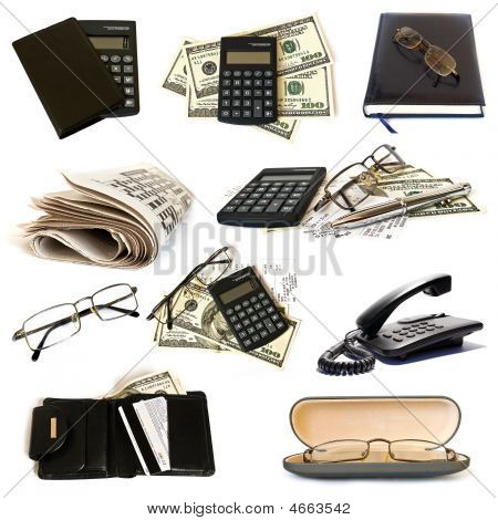 Collection Of Business Objects