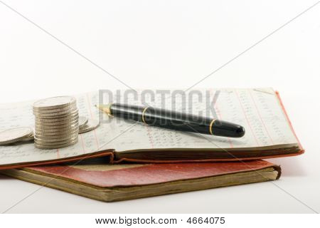 Ledgers Money Pen
