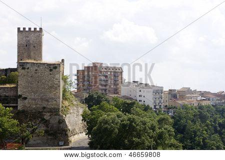 Lombardia Castle, Enna