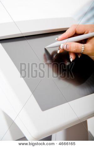 Medical Touchscreen Instrument