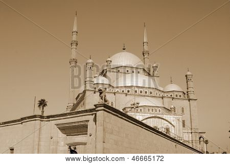 The Mosque of Muhammad Ali Pasha