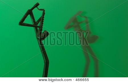 Sax And Shadow