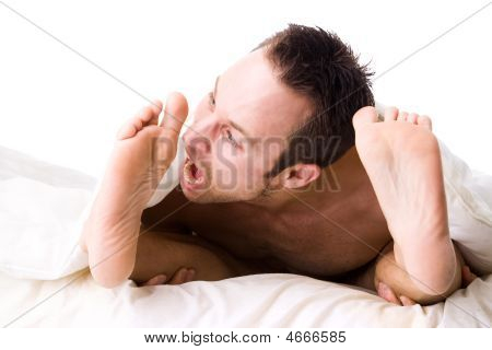 Eat His Feet
