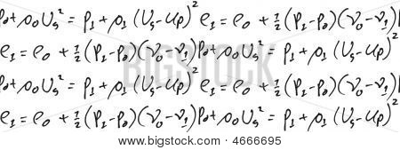 Repeating Mathematical Formulas