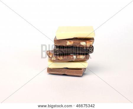 Chocolate Pile