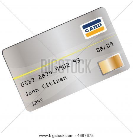 Creditcard Illustration