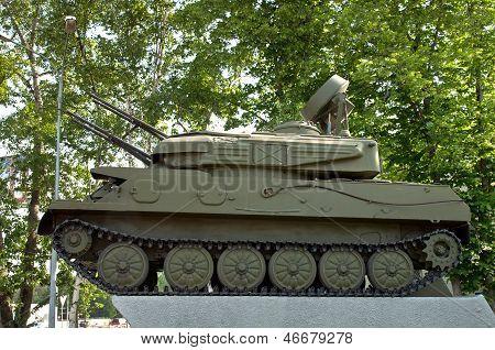 Shilka Tank.