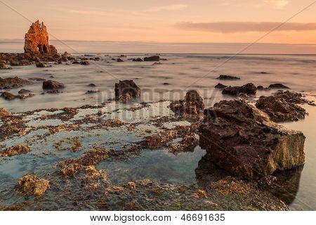 Asturias Sunrise