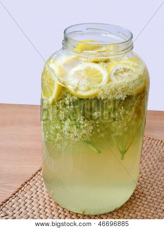 Elderflower Drink
