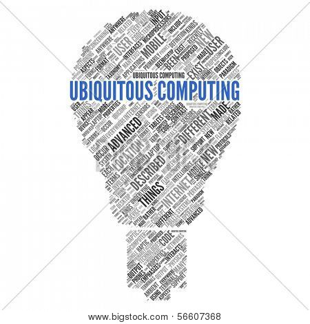 Ubiquitous Computing | Conceptual wallpaper