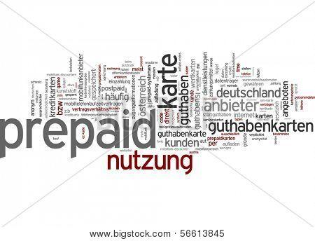 Word Cloud - Prepaid
