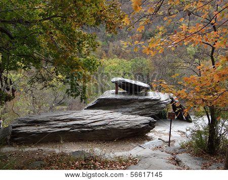 Jefferson Rock, Harpers Ferry, WV