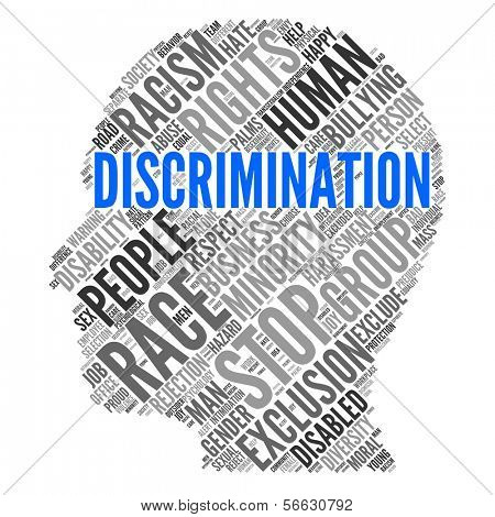 DISCRIMINATION | Concept Wallpaper