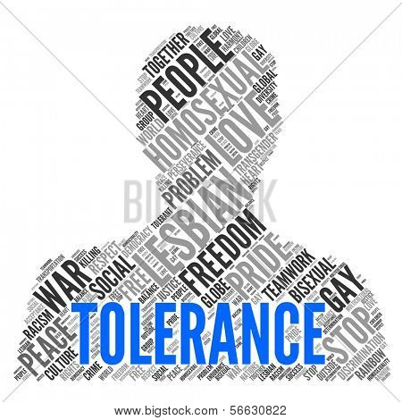 TOLERANCE | Modern Wallpaper
