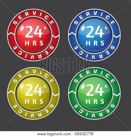 24 Hours Customer Care Service