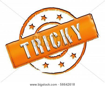 Stamp - Tricky