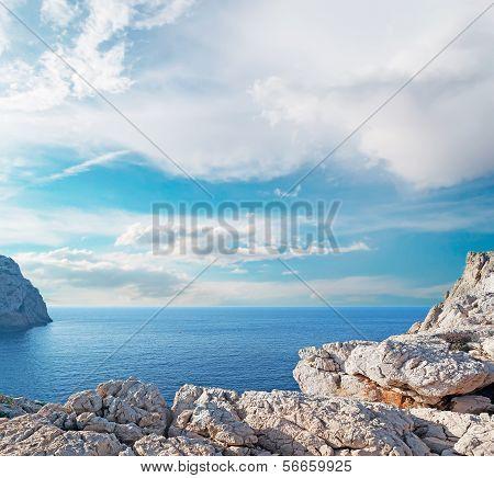 Capo Caccia Coastline