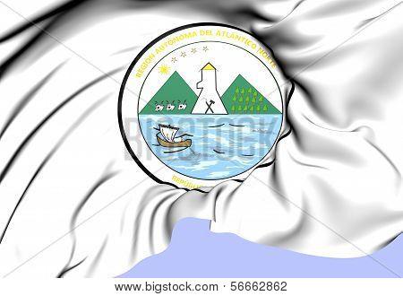 Region Autonoma Del Atlantico Norte Coat Of Arms