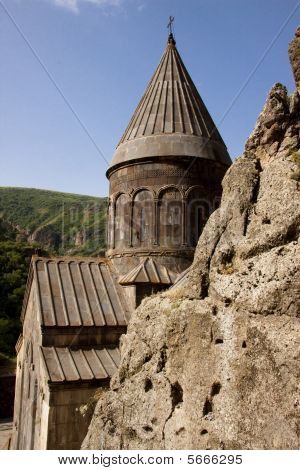 Old Geghard Monastyr - Armenia