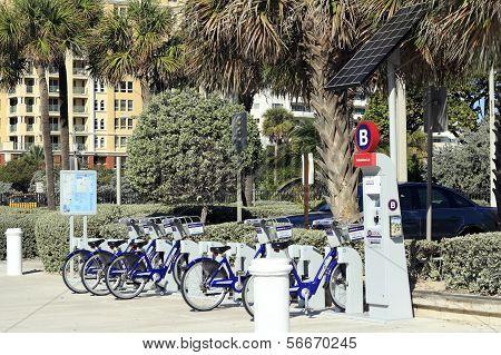 Broward B-cycle Station