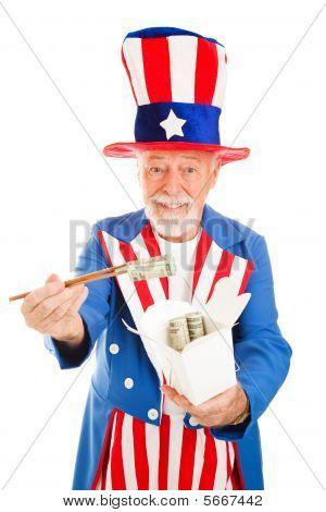 Us Dollars To China