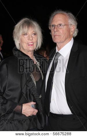 PALM SPRINGS - JAN 4:  Bruce Dern at the Palm Springs Film Festival Gala at Palm Springs Convention Center on January 4, 2014 in Palm Springs, CA