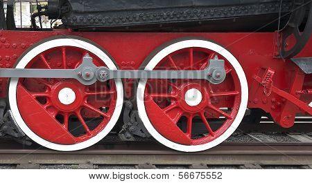 Locomotive Wheels