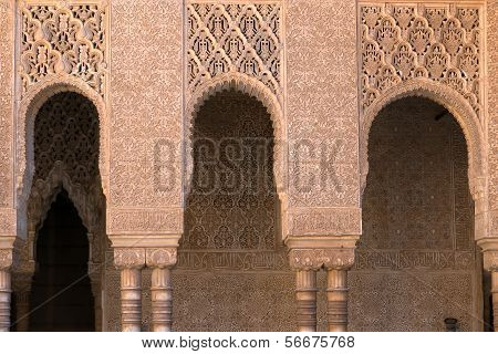 Moorish decorations