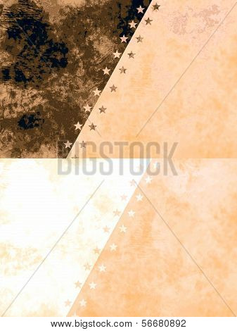 Background Abstract With Stars.3
