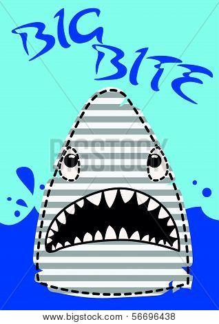 Big Bite Shark.