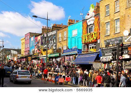 Camden Town Shops