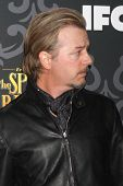 LOS ANGELES - 7 de JAN: David Spade no IFC é