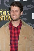 LOS ANGELES - 7 de JAN: Jon Heder no IFC é