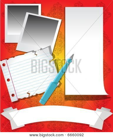 Stationary Template