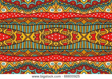 Mixed Ethnic Pattern