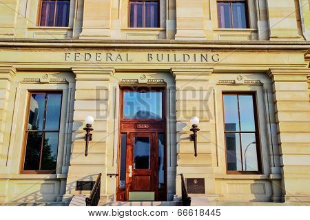 United States Federal Building
