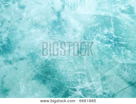Blue Grunge Pattern Cotten