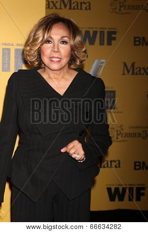 LOS ANGELES - JUN 11:  Diahann Carroll at the Women In Film 2014 Crystal + Lucy Awards at Century Plaza Hotel on June 11, 2014 in Beverly Hills, CA