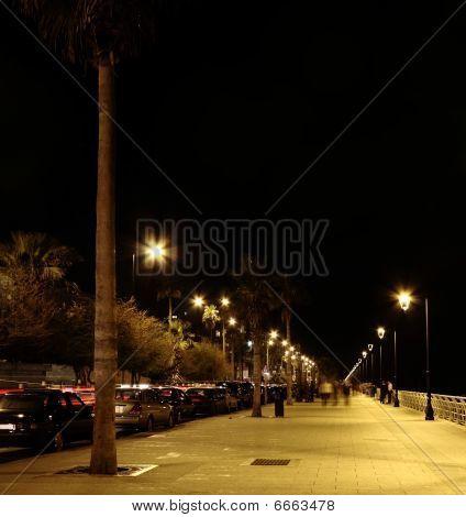 Beirut at Night (Lebanon)