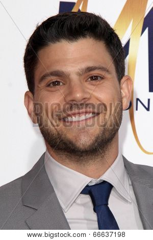 LOS ANGELES - JUN 9:  Jerry Ferrara at the