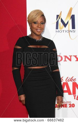 LOS ANGELES - JUN 9:  Mary J. Blige at the
