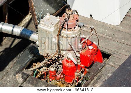 Hot Bulb Engine