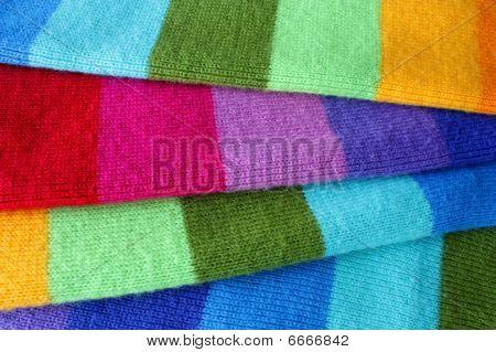 Multicolored Wool