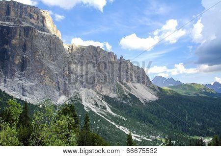 Passo Sella, Dolomites