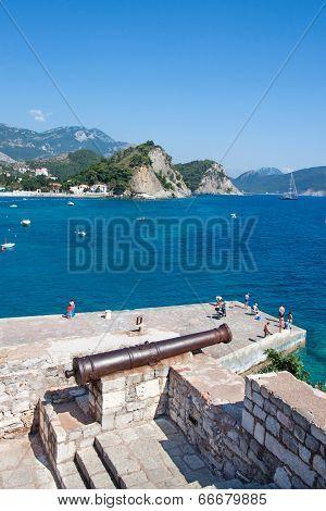 Petrovac Fortress, Montenegro