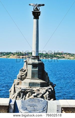 Symbol Of Sevastopol