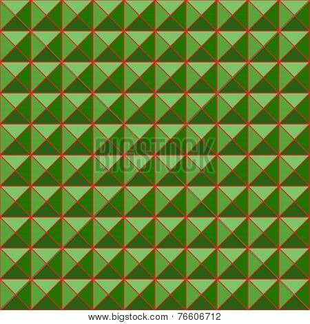 Green Studs Seamless Texture Background