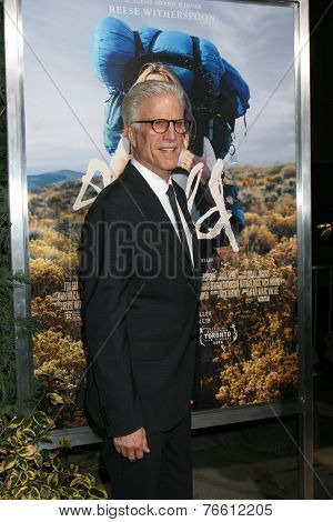 m LOS ANGELES - NOV 19:  Ted Danson at the